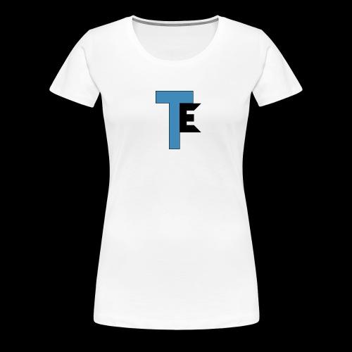 The Second Team Exelfiny Logo - Women's Premium T-Shirt