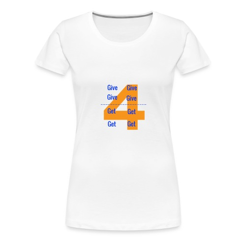 Forgive & Forget - Women's Premium T-Shirt