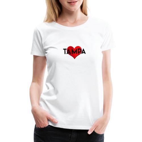 Tampa Love - Women's Premium T-Shirt