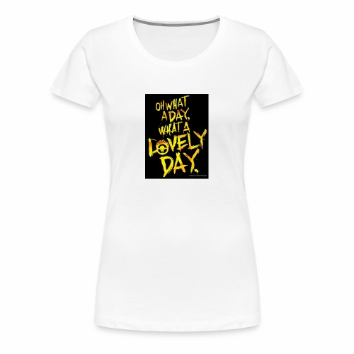 sunny days - Women's Premium T-Shirt