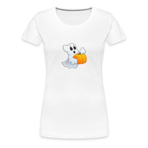 Kibzgaming Halloween MERCHANDISE - Women's Premium T-Shirt