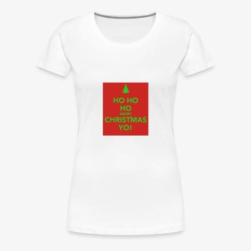 hohohoho!!!! - Women's Premium T-Shirt
