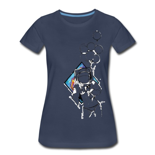 Astronaute - Art'Norme - Women's Premium T-Shirt