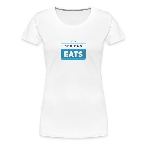 Serious Eats - Women's Premium T-Shirt