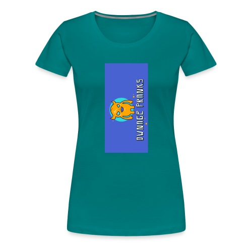 logo iphone5 - Women's Premium T-Shirt