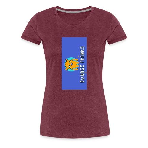 logo iphone5 - Women's Premium T-Shirt