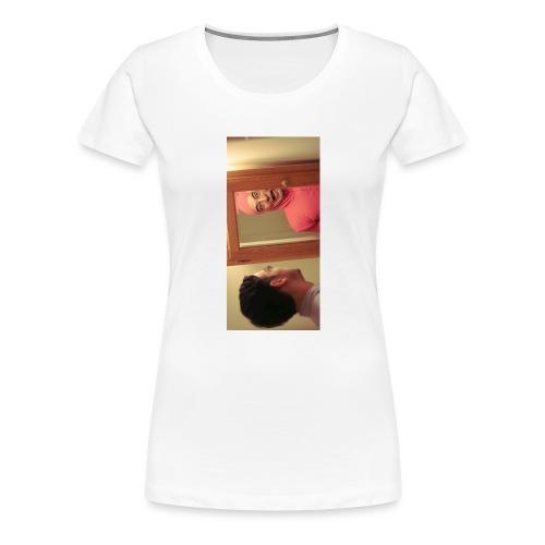 pinkiphone5 - Women's Premium T-Shirt