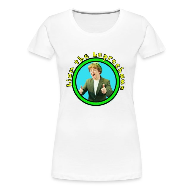 Liam the Leprechaun Tee