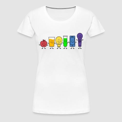 PRIIDE - Women's Premium T-Shirt