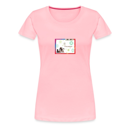 animals - Women's Premium T-Shirt