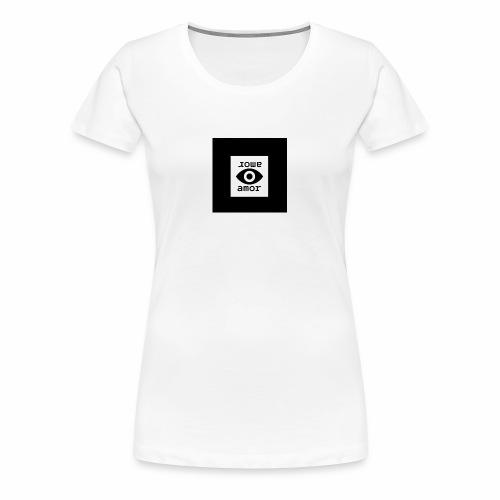amor - Women's Premium T-Shirt