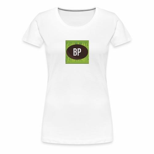Bunnypoo Logo 1 - Women's Premium T-Shirt