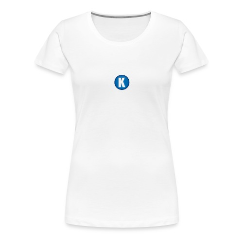 Capa_de_perfil_do_canal - Women's Premium T-Shirt