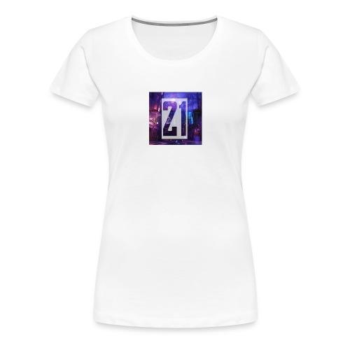 21 - Women's Premium T-Shirt
