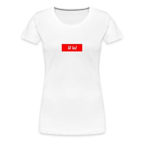 lil lol - Women's Premium T-Shirt