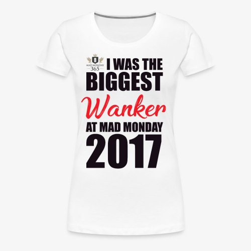 Mad Monday 2017 - Women's Premium T-Shirt