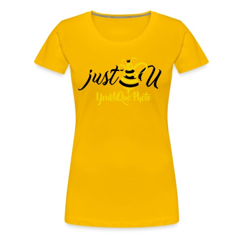 BeeYourSelf - Women's Premium T-Shirt