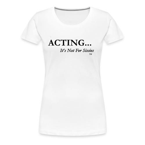 largeLOGO2 png - Women's Premium T-Shirt