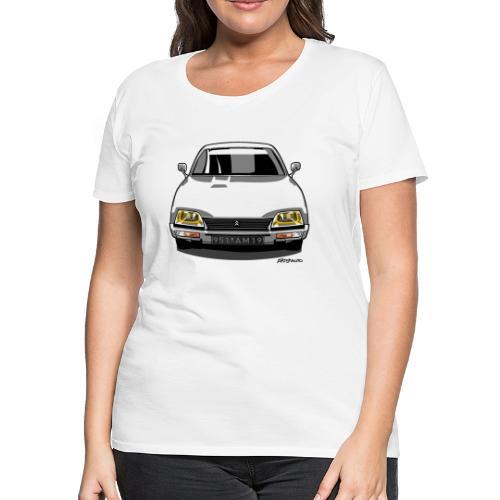 French CX 2200 - Women's Premium T-Shirt
