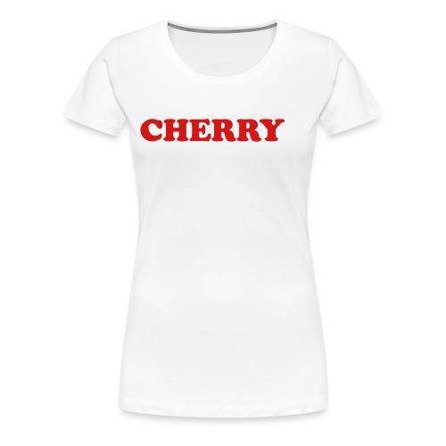 Cherry Fruitee - Women's Premium T-Shirt