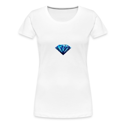 Diamond for be always rich kids ron paulers 15%off - Women's Premium T-Shirt