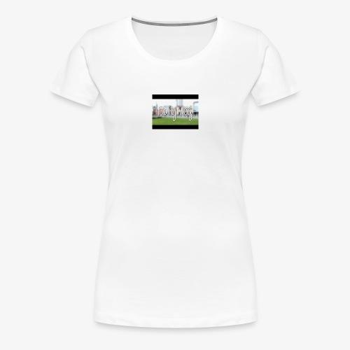 Dailyvlogs let's go - Women's Premium T-Shirt
