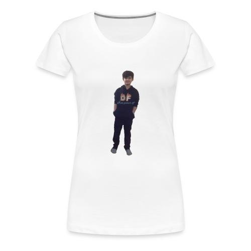 Df - Women's Premium T-Shirt