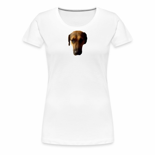 Big Dog - Women's Premium T-Shirt