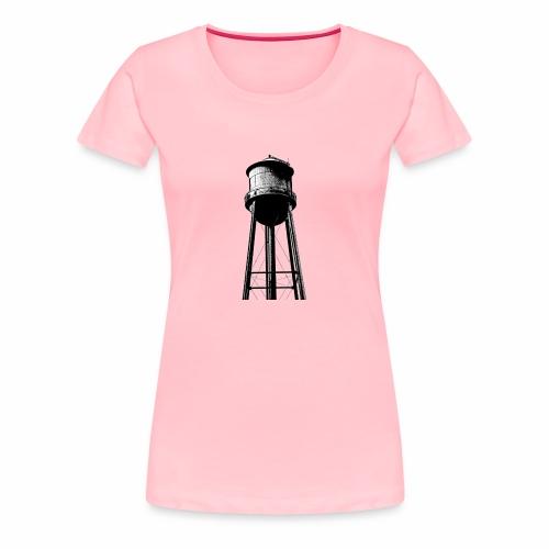 Water Tower - Women's Premium T-Shirt