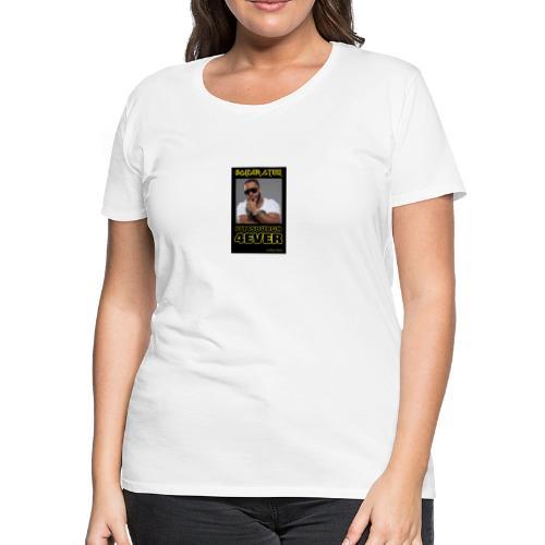 BOLDER STEEL PITTSBURGH 4EVER 1 - Women's Premium T-Shirt