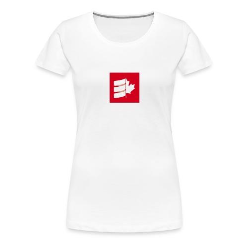 Scala Up North - Women's Premium T-Shirt