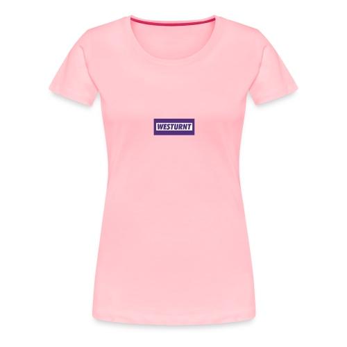 Westurnt - Women's Premium T-Shirt