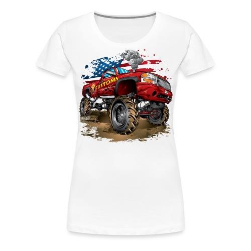 PT Customs Original - Women's Premium T-Shirt