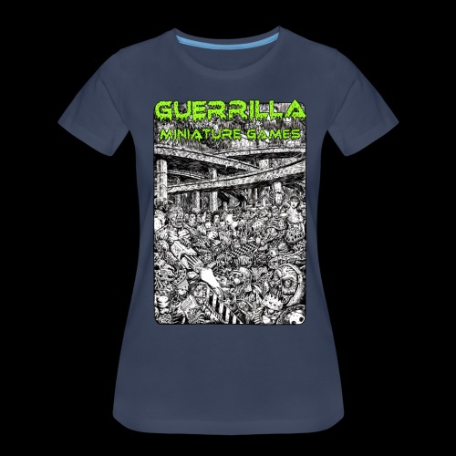 NEW GMG Tee - Women's Premium T-Shirt