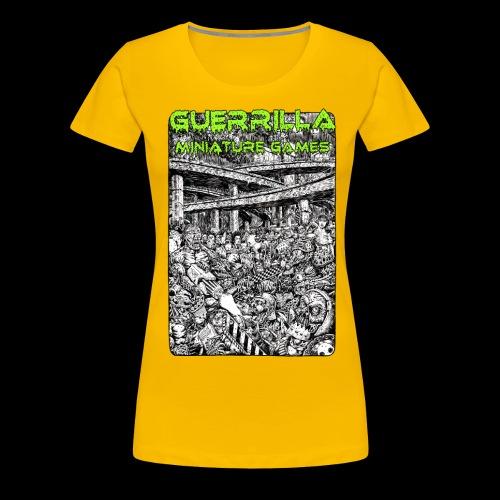 NEW GMG Tee - Women's Premium T-Shirt