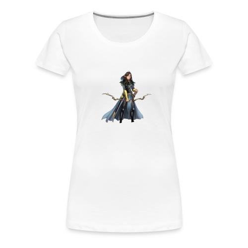 The Elf Kiletra - Women's Premium T-Shirt