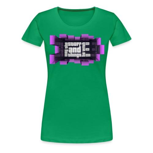 Jorgen Graff png - Women's Premium T-Shirt