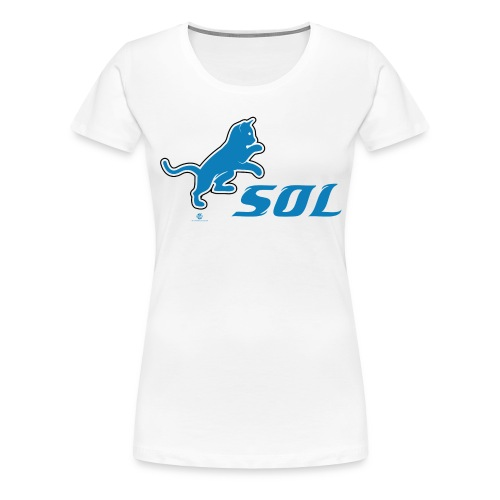SOL 2015 - Women's Premium T-Shirt