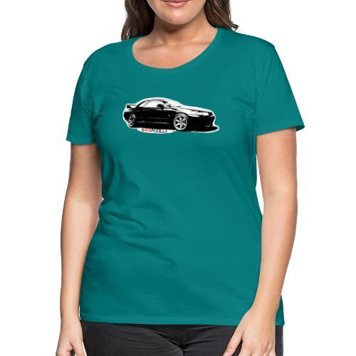 R32 Skyline GTR - Women's Premium T-Shirt