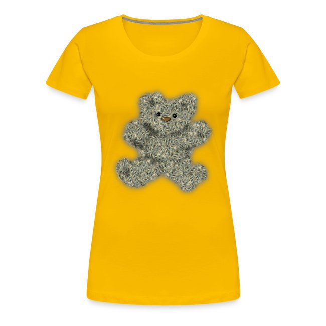 StarCat70s Teddy Bear2 png