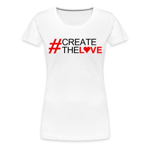 ctlove - Women's Premium T-Shirt