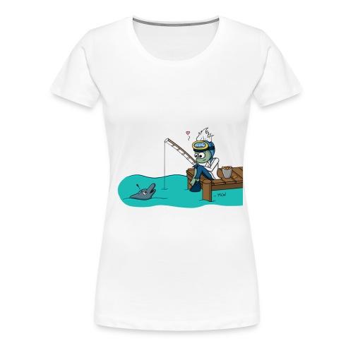 Bio love - Women's Premium T-Shirt