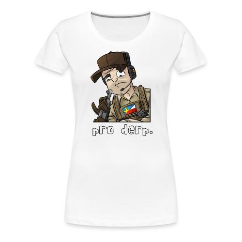 BattleField004 - Women's Premium T-Shirt