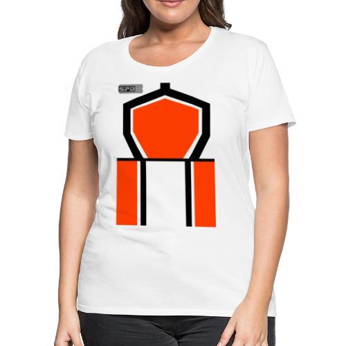 dekaswan png - Women's Premium T-Shirt