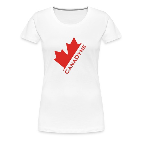 Alt Logo For White - Women's Premium T-Shirt
