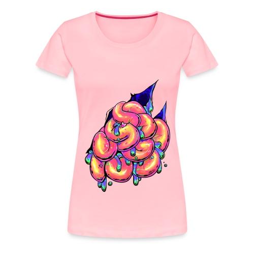 entrails shirt 2 png - Women's Premium T-Shirt