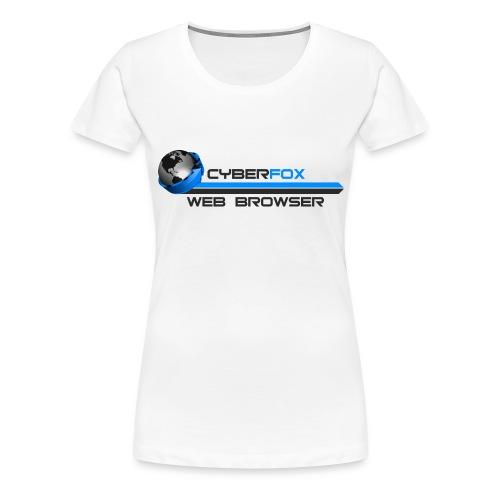 cyber intel dark - Women's Premium T-Shirt