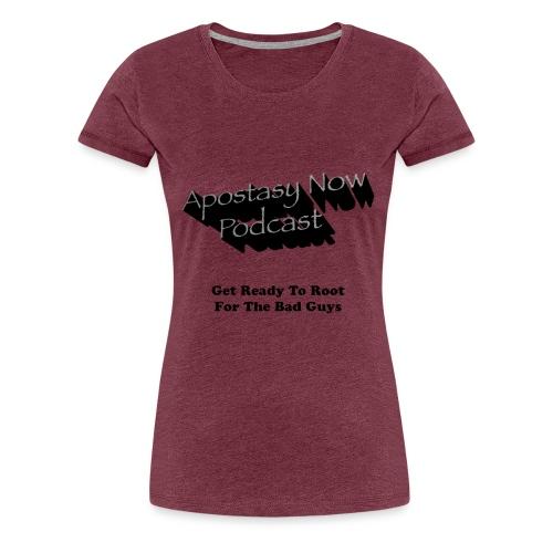 ANP 1 copy2 png - Women's Premium T-Shirt