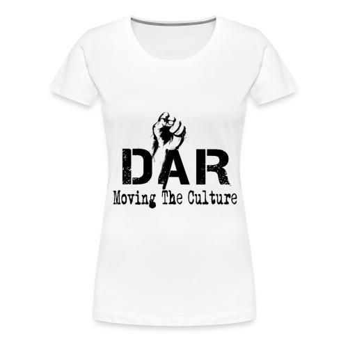 Moving the Culture - Women's Premium T-Shirt