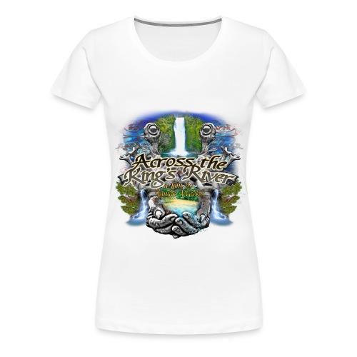 Sacred Garden Full Color - Women's Premium T-Shirt